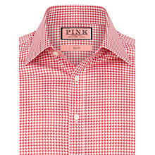 Buy Thomas Pink Watling Slim-Fit Shirt, Pink Online at johnlewis.com