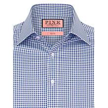 Buy Thomas Pink Watling Large Houndstooth Shirt Online at johnlewis.com