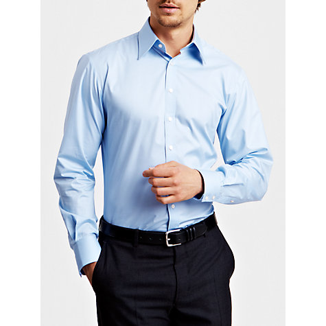 Buy Thomas Pink Maughan Long Sleeve Shirt Online at johnlewis.com