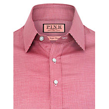 Buy Thomas Pink Talavera Long Sleeved Shirt Online at johnlewis.com