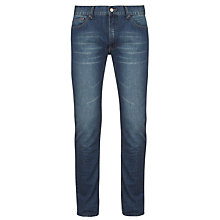 Buy Cheap Monday Five Tapered Jeans, Rapid Online at johnlewis.com