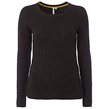 Buy White Stuff Adelina Jumper, Smog Grey Online at johnlewis.com
