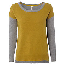 Buy White Stuff Ye Hirst Jumper, Stepney Yellow Online at johnlewis.com