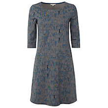 Buy White Stuff Cobble Langton Dress, Cobble Grey Online at johnlewis.com