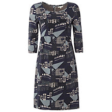 Buy White Stuff Aldersgate Dress, London Blue Online at johnlewis.com