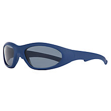 Buy John Lewis Children's Sports Wrap Matte Finish Sunglasses Online at johnlewis.com