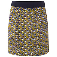 Buy White Stuff  Ye Hoxton Skirt, Stepney Yellow Online at johnlewis.com