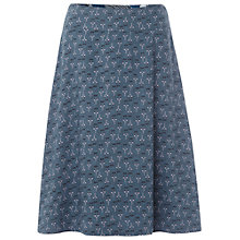 Buy White Stuff Plugs Reversible Skirt, Teal Online at johnlewis.com