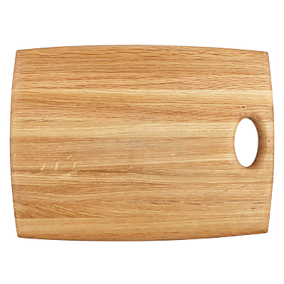 John Lewis Classic Oak Chopping Board
