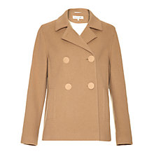 Buy Damsel in a Dress Harrington Coat, Camel Online at johnlewis.com