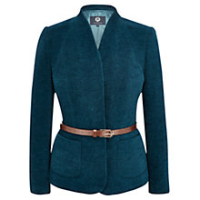 Buy Viyella, Dark Chenill Jacket, Peacock Online at johnlewis.com