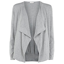 Buy Kaliko Waterfall Cardigan, Grey Online at johnlewis.com