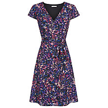 Buy Kaliko Alexa Print Prom Dress, Multi Navy Online at johnlewis.com
