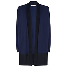 Buy Windsmoor Matte Cardigan, Navy Online at johnlewis.com