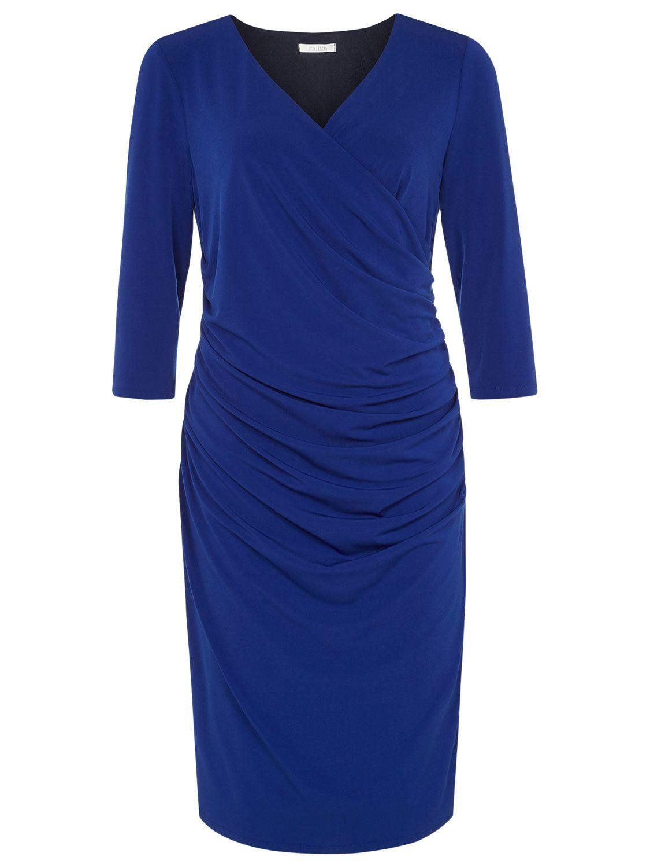kaliko panelled tuck dress cobalt, kaliko, panelled, tuck, dress, cobalt, 8 10 18 20, clearance, womenswear offers, womens dresses offers, special offers, 20% off selected kaliko, women, womens dresses, 1627472