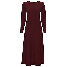 Buy Jaeger Merino Flare Hem Dress Online at johnlewis.com