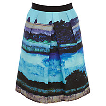 Buy Coast Cylne Scenic Skirt, Multi Online at johnlewis.com