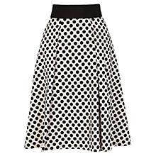 Buy Coast Scottie Skirt, Soft Pink Online at johnlewis.com