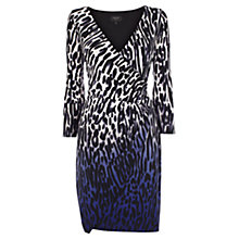 Buy Coast Rochella Animal Print Dress, Mono Online at johnlewis.com