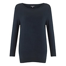 Buy Warehouse Roomy Crew Jumper Online at johnlewis.com
