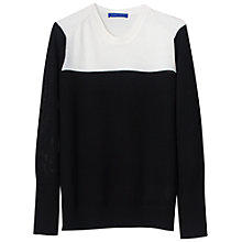Buy Winser London Merino Yoke Jumper Online at johnlewis.com