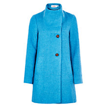 Buy Louche Bain Coat, Blue Online at johnlewis.com