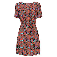 Buy Louche Keenan Dress, Red Online at johnlewis.com