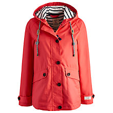 Buy Joules Right as Rain Coast Hood Jacket Online at johnlewis.com