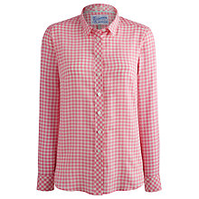 Buy Joules Erin Shirt, Pretty Pink Gingham Online at johnlewis.com