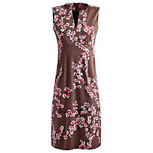 Buy Joules Juliette Dress, Praline Blossom Online at johnlewis.com