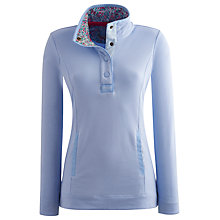 Buy Joules Beachy Sweatshirt, Light Blue Online at johnlewis.com