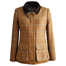 Buy Joules Fieldcoat Tweed Jacket, Harkworth Tweed Online at johnlewis.com