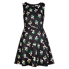 Buy Louche Letsey Dress, Black Multi Online at johnlewis.com