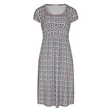Buy Barbour Catrina Dress, Garter Blue Online at johnlewis.com