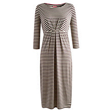 Buy Joules Annette Dress, Praline Brown Online at johnlewis.com