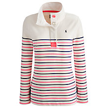 Buy Joules Cowdray Stripe Sweater, Multi Stripe Online at johnlewis.com