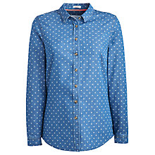 Buy Joules Horseshoe Chambray Shirt, Chambray Horseshoe Online at johnlewis.com