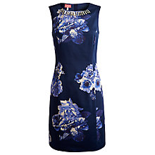 Buy Joules Eve Dress,  French Navy Butterfly Online at johnlewis.com