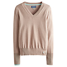 Buy Joules Tatum Jumper, Praline Marl Online at johnlewis.com