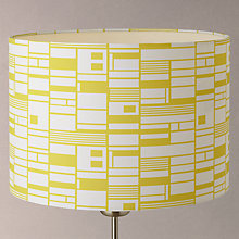 Buy John Lewis Tabloid Drum Lampshade Online at johnlewis.com
