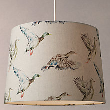 Buy Voyage Flying Ducks Lampshade Online at johnlewis.com