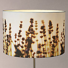 Buy John Lewis Morning Dew Photographic Drum Shade Online at johnlewis.com