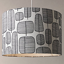 Buy MissPrint Little Trees Lampshade Online at johnlewis.com