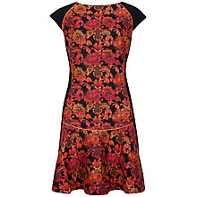 Buy Ted Baker Jacquard Dress, Multi Online at johnlewis.com