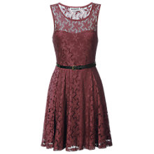 Buy True Decadence Lace Sweetheart Skater Dress Online at johnlewis.com