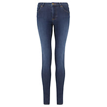 Buy Warehouse Superfit Jeans, Indigo Online at johnlewis.com