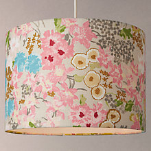 Buy John Lewis Harlequin Florica Drum Shade Online at johnlewis.com