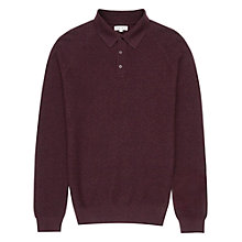 Buy Reiss Churchill Stitch Detail Polo Shirt Online at johnlewis.com