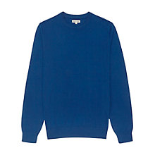 Buy Reiss Onyx Merino Wool Jumper Online at johnlewis.com