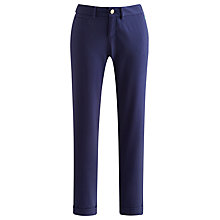 Buy Joules Hepburn Trousers, French Navy Online at johnlewis.com